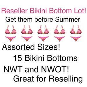 Other - Reseller Bikini Bottom Lot (NWT/NWOT)